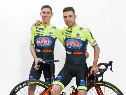 BL Bicycle firma el innovador maillot del Neri Sottoili-Selle Italia
