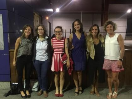 Céltigas CDF - primer club ciclista gallego femenino
