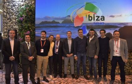 Sant Antoni de Portmany (Ibiza) presenta su oferta deportiva en FITUR