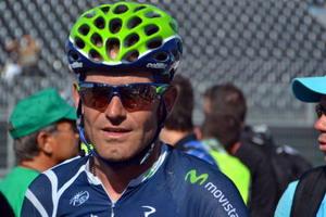 José Joaquín Rojas abandona La Vuelta 2012