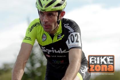 24 ciclistas de la selección vasca estarán en Pontevedra