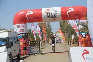 Marzio Deho consigue su segunda victoria en la Titan Desert