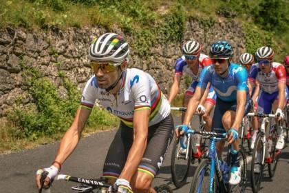 27 ciclistas de Movistar Team en diferentes campeonatos nacionales