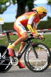 Dauphine Libere: Primer maillot de líder para Contador