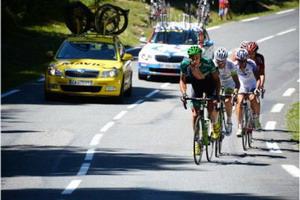 Resumen en vídeo de la etapa reina del Tour de Francia