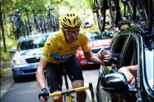 Bradley Wiggins primer británico en ganar el Tour de Francia
