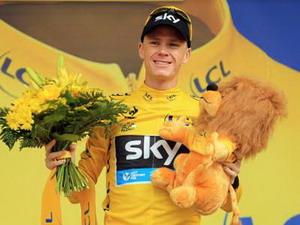 Clasificaciones finales Tour de Francia 2013