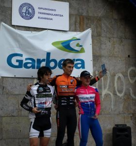 José Luis Iñorbe (BikeZona Team) Campeón de Guipuzcoa de MTB