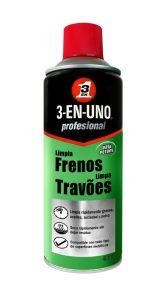 Nuevo Limpiador de Frenos 3-EN-UNO Profesional