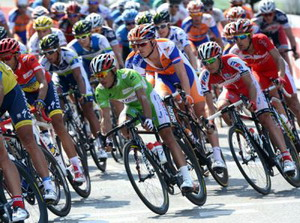 La Vuelta 2012 bate récords de audiencia