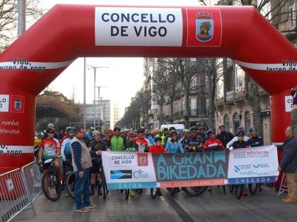 A Gran Bikedada celebrada con éxito un año más