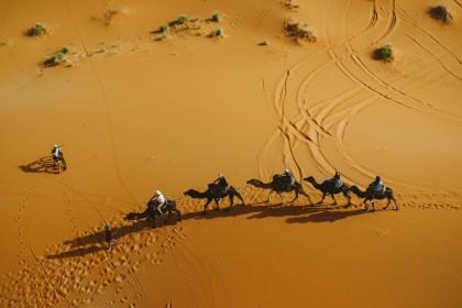 ¡Abiertas las inscripciones de la Garmin Titan Desert 2020