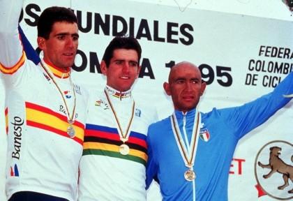 Abraham Olano será una de las estrellas invitadas en la Vuelta Cicloturista Ibiza Campagnolo