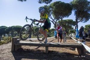 Adolfo García Quesada se impone en el I Open Andaluz de ciclocross