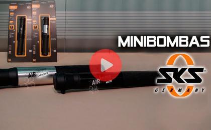 Airflex: la nueva minibomba de SKS que te va a entusiasmar