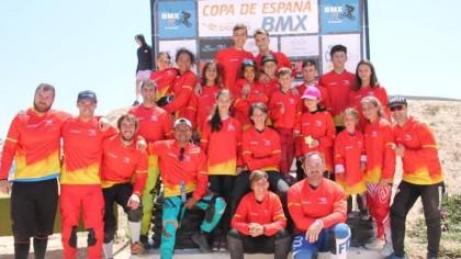 Alejandro Kim deja sentenciada la Copa de España de BMX
