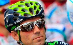 Alejandro Valverde comienza su temporada 2014