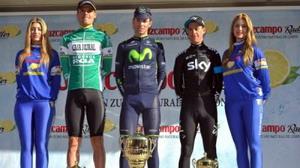 Alejandro Valverde consigue su tercera Vuelta a Andalucía