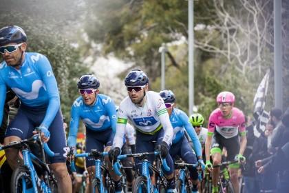 Alejandro Valverde defenderá la victoria en la Volta
