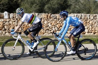 Alejandro Valverde y Mikel Landa estarán en la Milán San Remo