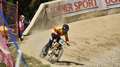 Álex Marín se mete en el Top 20 del Mundial de descenso
