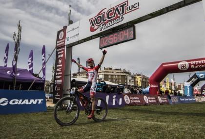 Alexey Medvedev el más fuerte en la etapa reina de la VolCAT