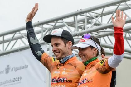 Alexey Medvedev repite victoria en la VolCAT