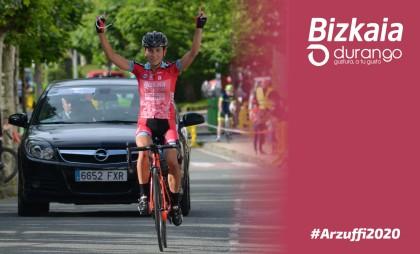 Alice Maria Arzuffi vuelve al Bizkaia-Durango