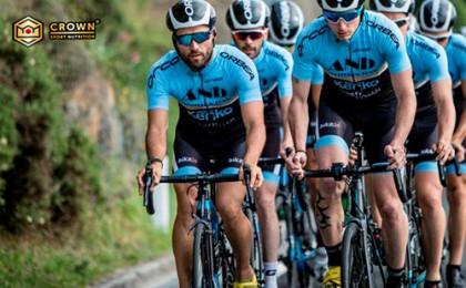 ANB Triatlón Team, nuevo Equipo Crown Sport Nutrition