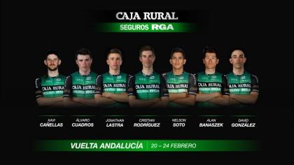 Andalucía y Algarve próximos retos para el Caja Rural-Seguros RGA