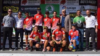 Ángel María Pérez y Nadia Lozano ganadores del CX de Alcorcón