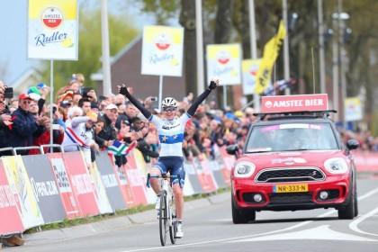 Anna van der Breggen la mujer a batir en el tríptico de las Ardenas