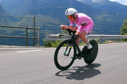 Annemiek van Vleuten sentencia el Giro Rosa en la cronoescalada