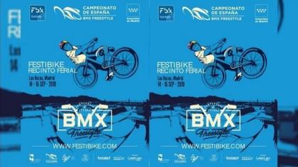Aplazado el Campeonato de España de BMX Freestyle por la previsión de lluvias