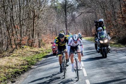 Arkea-Samsic y Direct Energie los dos últimos equipos invitados al Tour de Francia
