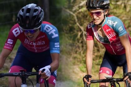 Aroa Gorostiza e Irene Loizate seguirán un año más en Bizkaia-Durango