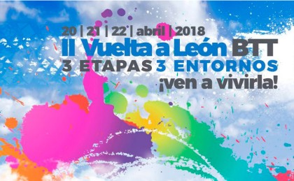 Arranca mañana viernes la Vuelta a León BTT 2018