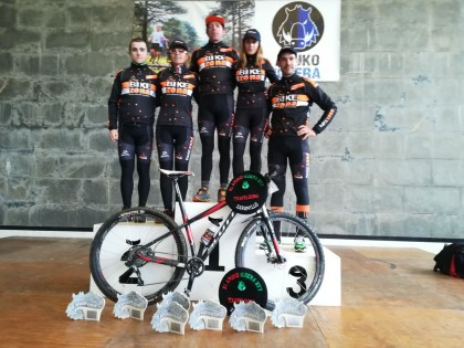 Arranque de la temporada con espectacular sorpresa para el Bikezona Team