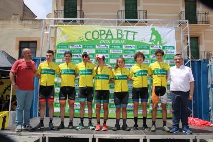 Así fue la quinta prueba de la Copa Caja Rural BTT 2019