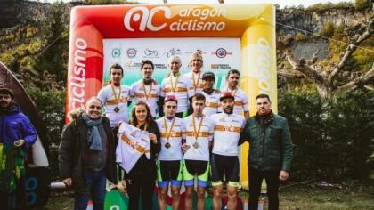 Así ha sido el Campeonato de Aragón de ciclocross