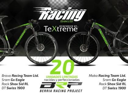 Atentos a la serie limitada Racing Team Ltd de Berria