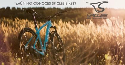 ¿Aún no conoces la marca de bicicletas Spicles?
