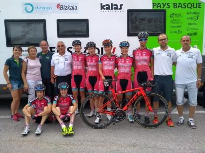 Balance de un gran Giro para el Bizkaia Durango - Murias