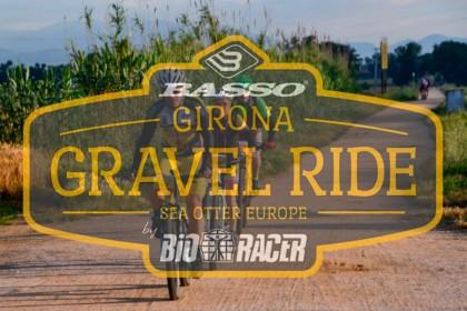 Basso Bikes Girona Gravel Ride by Bioracer en la Sea Otter Europe