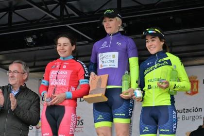 Bea Gómez se lleva la Vuelta a Burgos para el Sopela