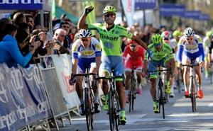 Bennati vencedor al sprint en Sevilla
