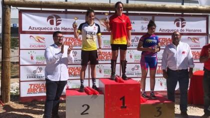 Borja Conejos y Vera Barón lideran la Copa de España de Trial