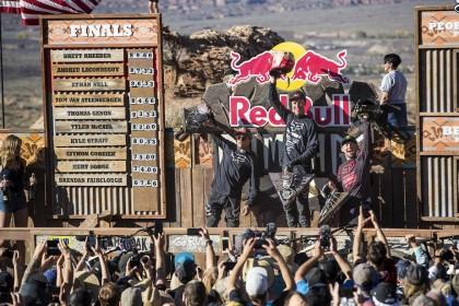 Brett Rheeder gana el Red Bull Rampage con Andreu Lacondeguy como segundo
