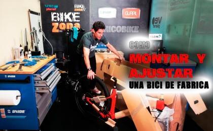 BricoBike: Montaje de una bicicleta desde cero con Joseba León