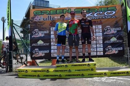Buenos resultados para el Bikezona Team en las GreenSeries de Ortuella